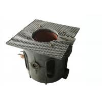 China 1650C Steel Induction Furnace , High Efficiency Electric Induction Furnace on sale
