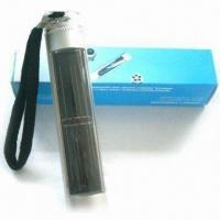 Best 5 LED Rechargeable Flashlight, Measures 123 x 24mm, with 15,000mcd LED Brightness wholesale