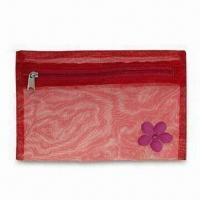 Best Envelope-shaped Sheer Organza Bag in Various Materials with Beads and Laces Decoration wholesale