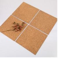 Best High Quality 4PK 12X12 LIGHT CORK TILES, 4.5mm thicness wholesale