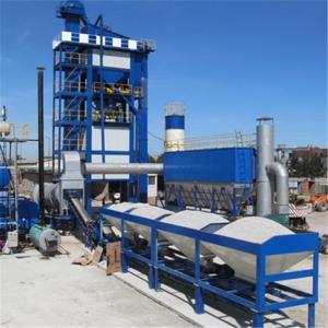 China Batching Asphalt Manufacturer Supplier Mixing Plant Price 120tph Batch Mix Asphalt Plant Equipment on sale