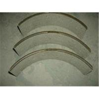 Buy cheap Car brake lining from wholesalers