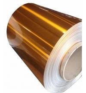 Best Extra Wide Painted Aluminium Coil Color Coated Aluminium Coil Excellent Flatness wholesale