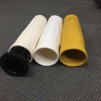 Buy cheap High Temperature PPS Filter Bags / Felt Dust Collector Bags Anti - Abrasion from wholesalers