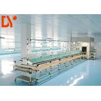 China Flexible Lean Automated Production Line Customizable Size With Double Face Conveyor Belt on sale