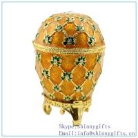 Best egg white cream jewelry box, Ivory trinket box shop online SCJ 1063 wholesale