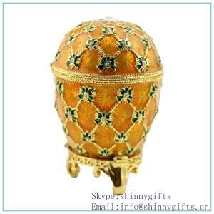 Best egg white cream jewelry box, Ivory trinket box shop online SCJ 1063 wholesale