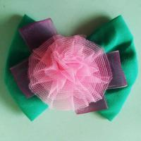 Best Head Decoration Toddler Flower Girl Hair Accessories For St. Patrick'S Day Party wholesale