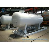 China LPG Tank Truck Gas Filling Station Lpg Skid Station Lpg Gas Plant For Nigeria on sale