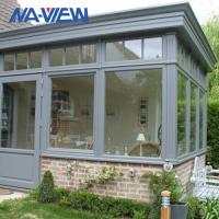Best Customized All Season Sunroom Addition Powder Coated All Weather Room Additions wholesale