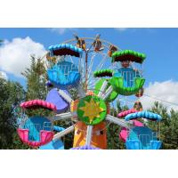 Best China Manufacturer Amusement Park Ride Kids Funfair Mini Ferris Wheel for sale wholesale