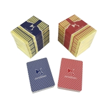 Best 1000pcs Plastic Material Full Color Printing Reusable Dry Erase Playing Cards Flash Learning Cards wholesale