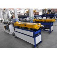 Best PE/PP/PVC/EVA Single Wall Corrugated Pipe Production Line , Plastic PP Pipe Welding Machine wholesale