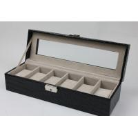 Best Large Capacity Jewelry Train Case With Easy Slide & Extendable Tray wholesale
