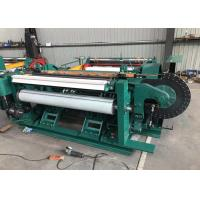 China 1.2m Width Stainless Steel Wire Mesh Machine Used In Various Industries on sale