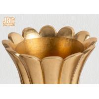 Best Glossy Gold Homewares Decorative Items wholesale