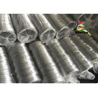 Best Heat Resistant Aluminum Foil Ducting Low Pressure For Engine Construction wholesale