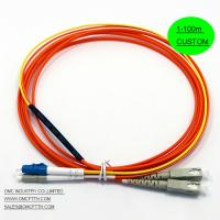 Best LC - SC  Mode Conditioning Fiber Optic Patch Cables Cord  MCP Customized Length Long Life span wholesale