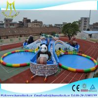 Best Hansel good sale custom inflatable pool toy in the lake and sea wholesale