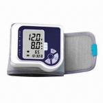 Best Wrist Blood Pressure Monitor with Auto Shutoff and 0.1kPa Minimum Scale wholesale