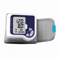 Best Wrist Blood Pressure Monitor with Auto Shutoff and 0.1kPa Minimum Scale wholesale