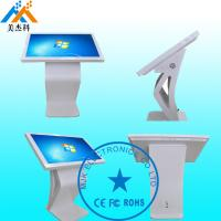 Best 32 Inch Rustproof Touch Screen Digital Signage Kiosk Windows OS For Banks wholesale