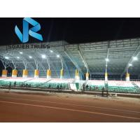China Stadium Roof Light Steel Structure , Customized Prefabricated Steel Buildings on sale