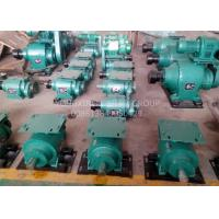 Best 90 Degree Reduction Gearbox Worm Gear Reduction Gearbox Three Circle Type wholesale