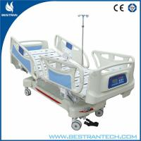 Best ICU Fully Electric Medical Hospital Beds For Hospital Care , CPR Functions wholesale
