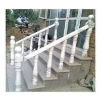 Best Wholesale Cheap China White Marble Staircase Railing Balustrade wholesale