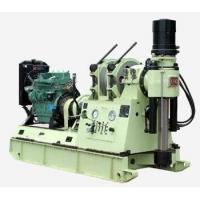 Vertical Spindle Type Core Drill Rig For Geological Exploration / Water Well Drilling