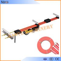 Best Insulated UPVC 3 / 4 / 6 Ploes Conductor Bar System 50A - 140A wholesale