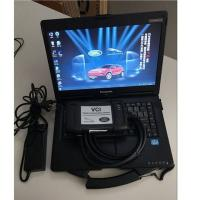 Best Jaguar and Land Rover SD3 VCI diagnostics (Genuine tool) with Panasonic CF-53 Laptop wholesale