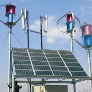 China Solar Wind Hybrid Power System, Eco-friendly, New Source on sale