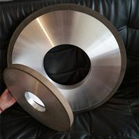 Cheap 1A1 D750 Resin Bond Diamond Grinding Wheel For Thermal Spray Coating lucy.wu@moresuperhard.com for sale