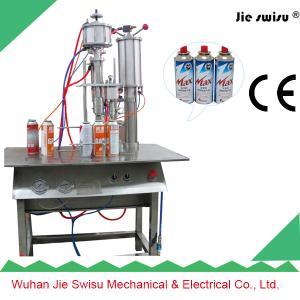 Best Butane Gas Cartridge Filling Machine wholesale