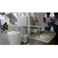 Best Polystyrene / Polypropylene Plastic Recycle Machine For Double Stages Screw wholesale