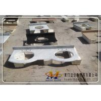 China Carrara Marble Polished Kitchen Countertops on sale
