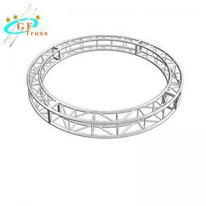 Best Customized Aluminum Stage Goal Post Lighting Truss Circular Roof wholesale