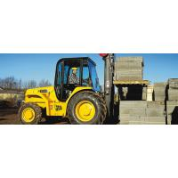 Best 4x4 diesel rough terrain forklift truck,2.8ton side-loader forklift truck, wholesale