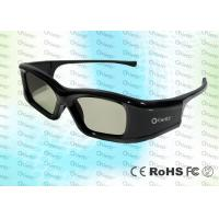 China Active 3d Glases Rechargeable For Home Theatre For All Branded 3D TVs on sale
