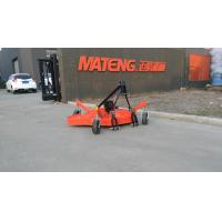 China Rear or side discharge options cutting grass Mower, 4 independent height adjustable castor wheels on sale