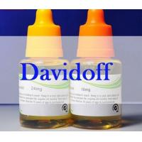 China Davidoff E Cigarette Liquids E juice 20ml 30ml 50ml on sale
