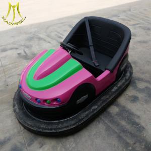 China Hansel  battery bumper car for sale amusement park bumper cars adult on sale