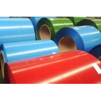 Best Waterproof Color Coated Aluminum Coil For Wall Cladding Trailer Body wholesale