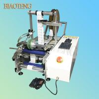 Best Semi-automatic round bottle labeling machine Wine labeling machine wholesale
