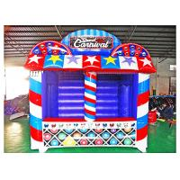 China Commercial Inflatable Stall For Carvinal Food Selling 3*2.5m OEM Service Available on sale