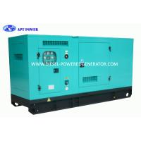 Best 25Kva 20kw Silent Running Diesel Generators , Water Cooled Diesel Generator Set wholesale