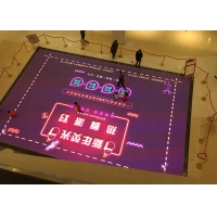 Best P6 P8 LED Advertising Display Screen 192x 256 Dot Interactive Led Floor Screen wholesale