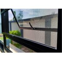 Best Micro Mosquito Net Window Fly Screen Ajustable For Aluminium Wooden And Steel Frame wholesale